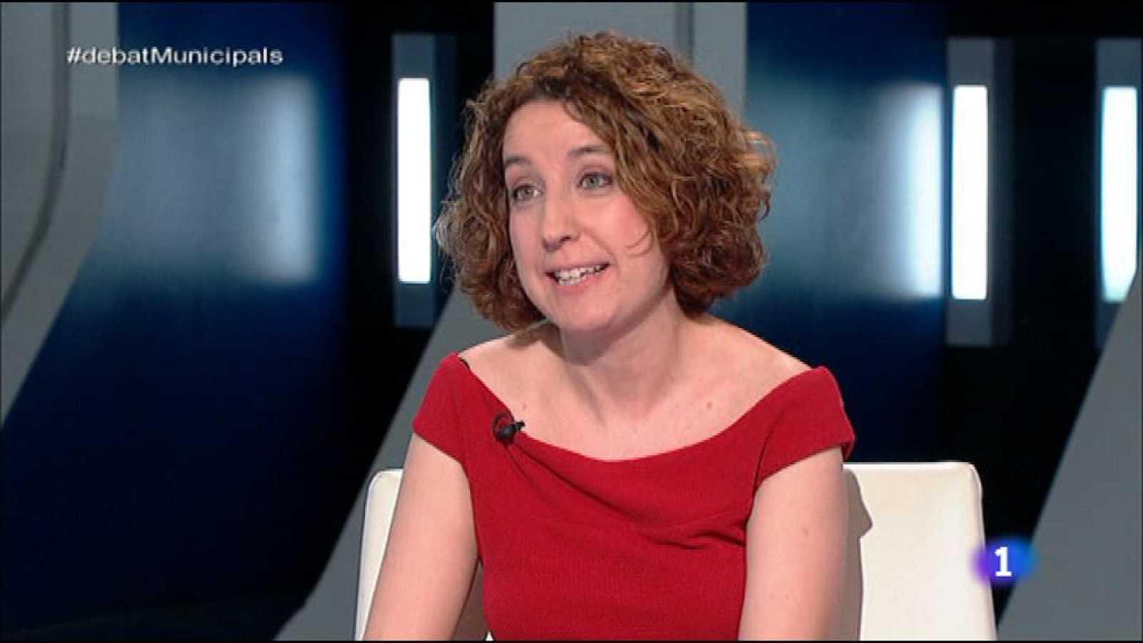El Debat de La 1 - Entrevista a Aurora Corral