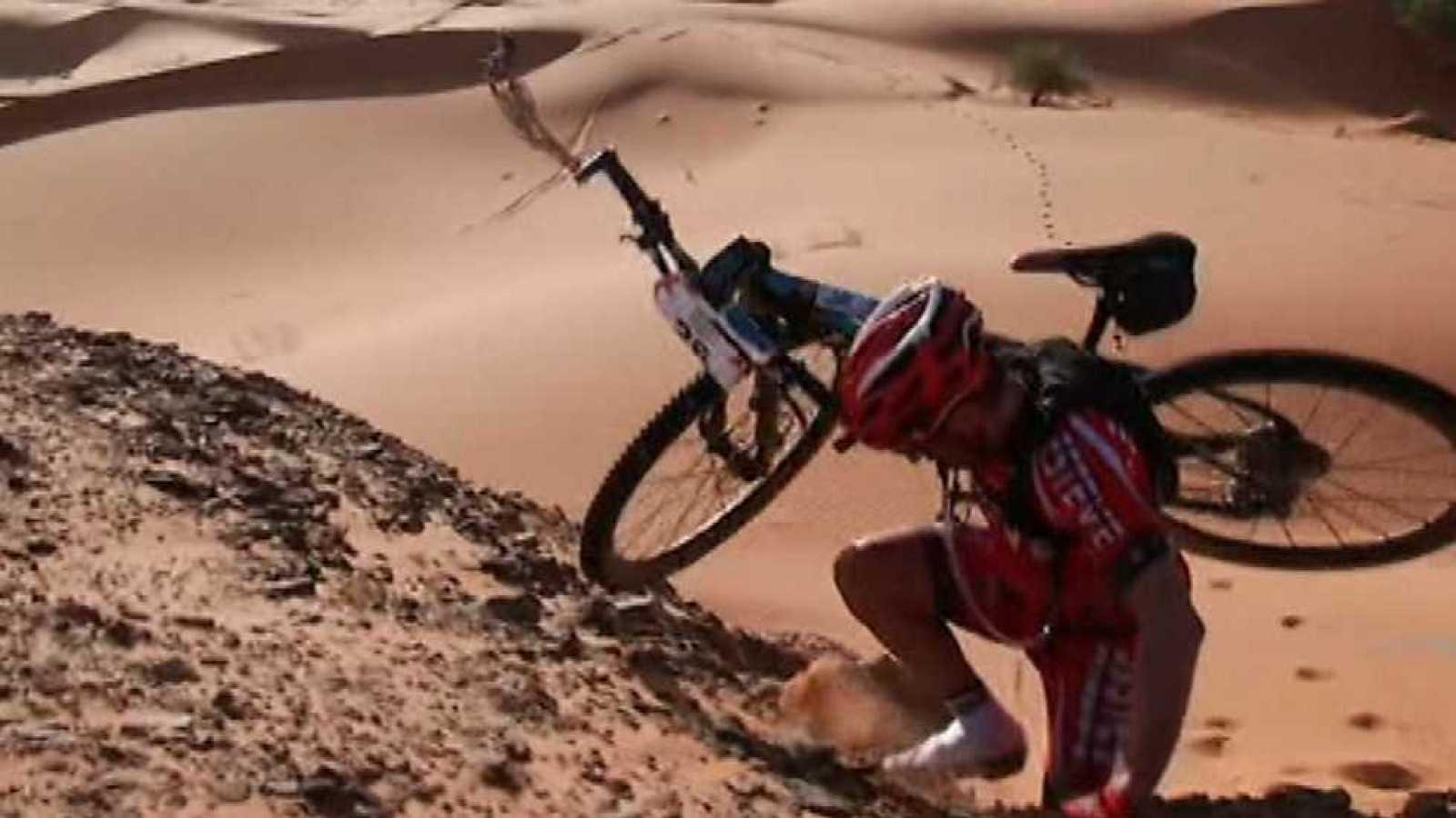 Mountain Bike - Titan Desert. Resumen - ver ahora