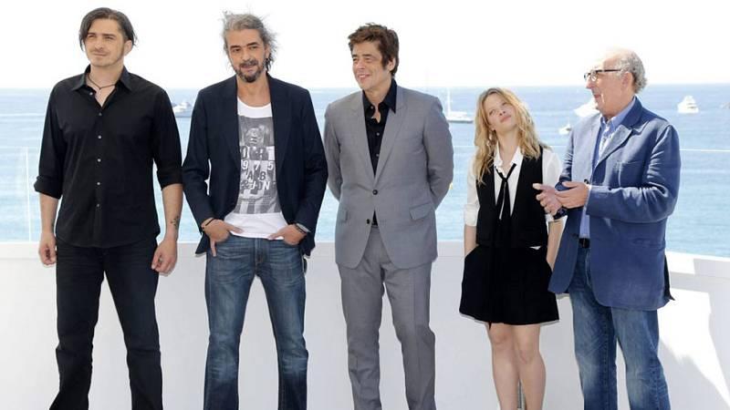 "Fernando León de Aranoa presenta en Cannes ""Un día perfecto"""