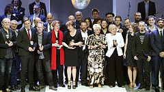 'Cuando deje de llover' recibe el premio Max 2015 al mejor espectáculo teatral del año