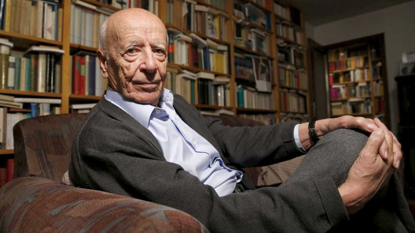 El filósofo y académico Emilio Lledó es el nuevo Premio Princesa de Asturias de Comunicación