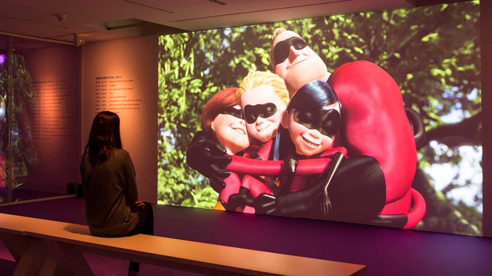 'Watch me move', un viaje por la animación en la Fundación Canal de Madrid
