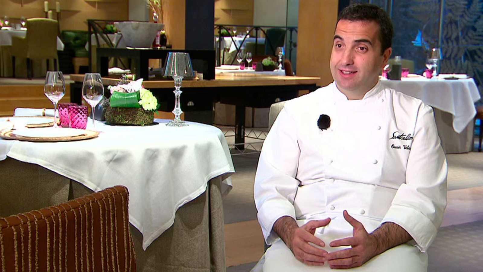 Entrevistamos al chef Óscar Velasco