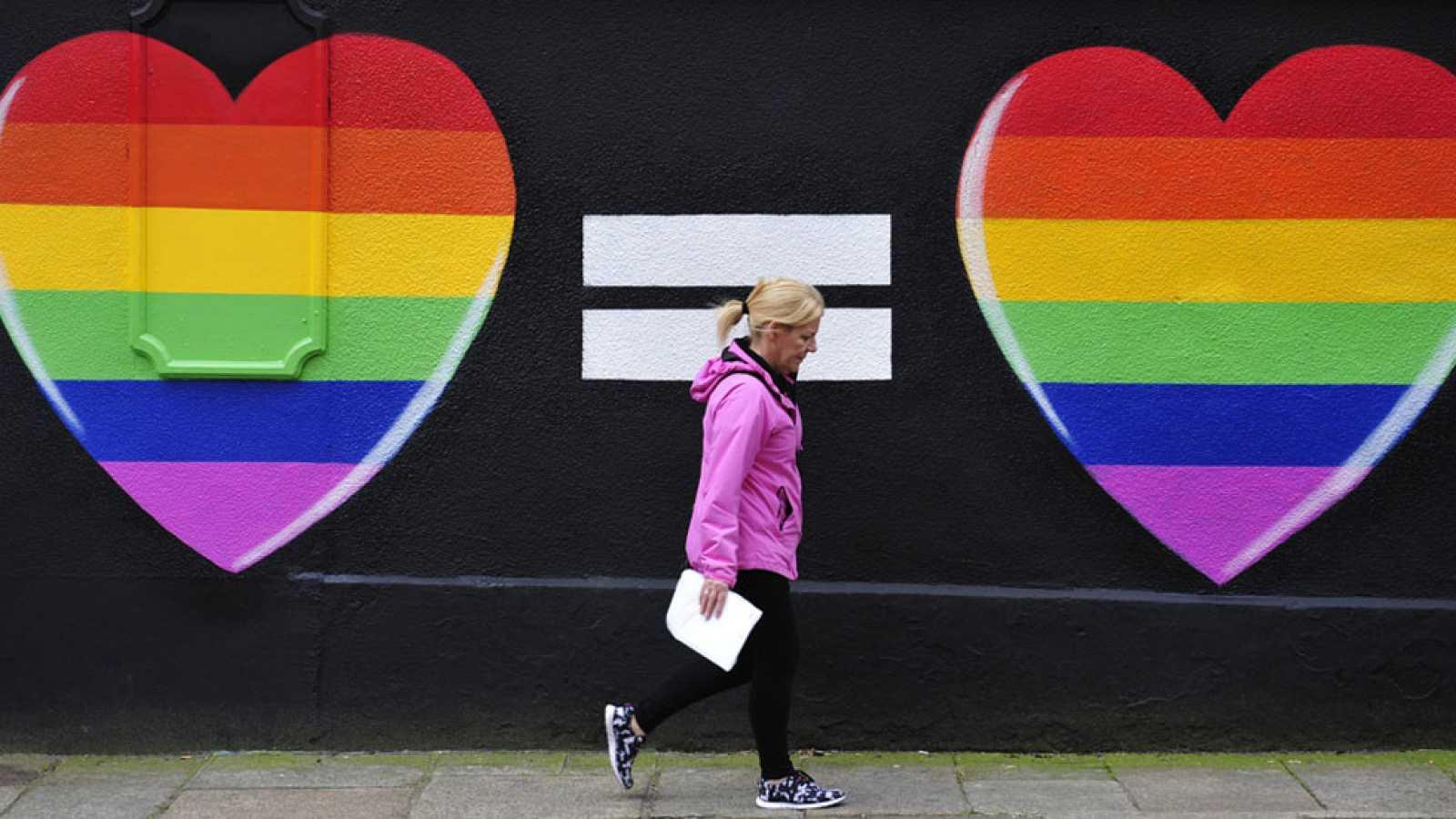 Los irlandeses deciden hoy en referéndum sobre el matrimonio homosexual