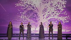 "Eurovisión 2015 - Armenia: Genealogy - ""Face the shadow"""