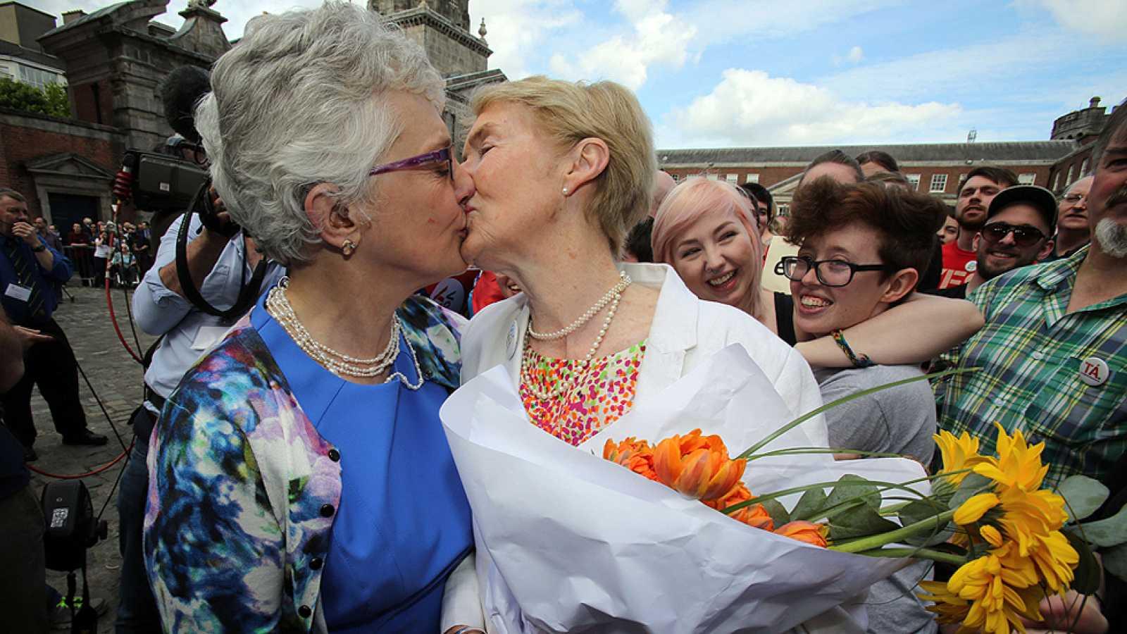 Irlanda aprueba en referéndum el matrimonio homosexual