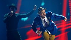 "Eurovisión 2015 - Australia: Guy Sebastian - ""Tonight Again"""