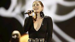 "Eurovisión 2015 - Alemania: Ann Sophie - ""Black smoke"""