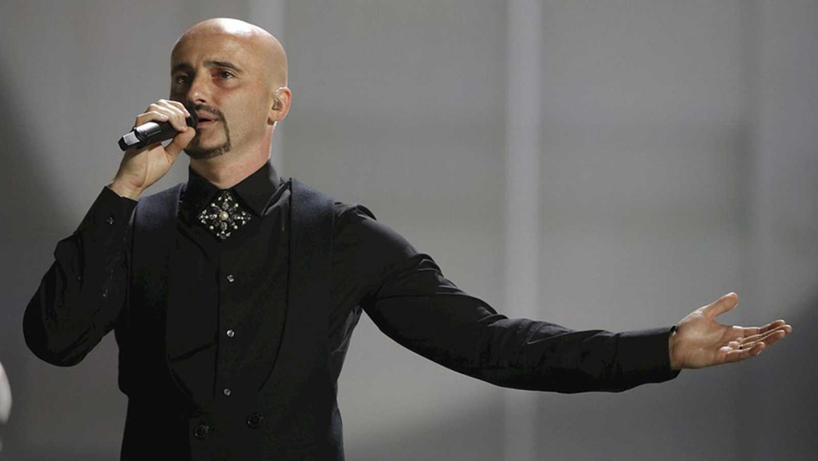 Actuación de Rumanía con Voltaj en la Final de Eurovisión