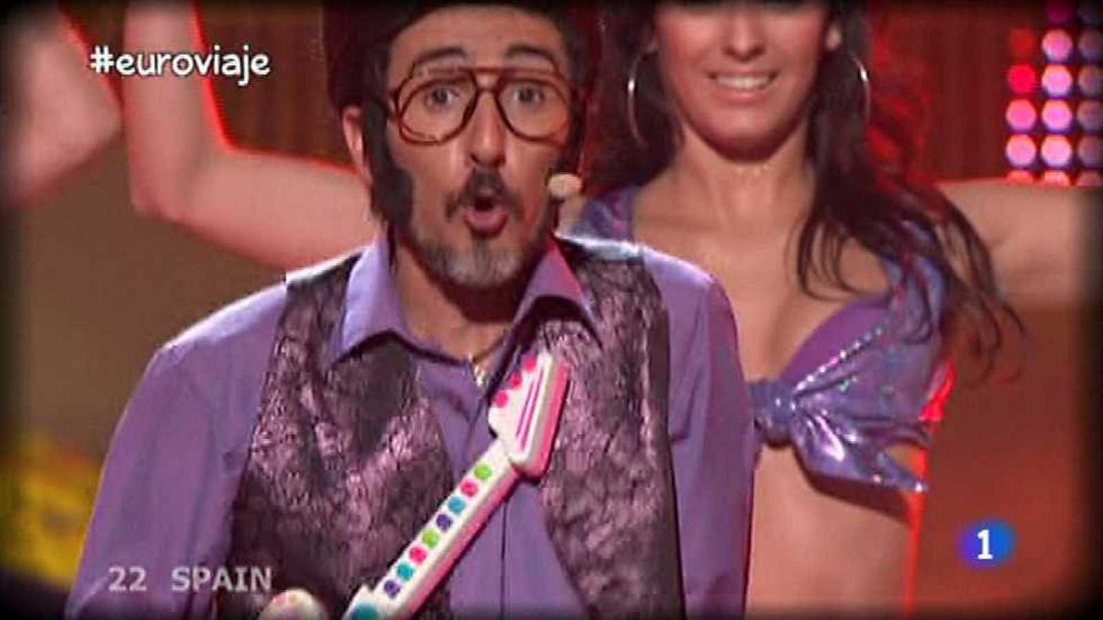 Viaje Al Centro De La Tele Yo Sobreviví A Eurovisión 3 Rtve Es