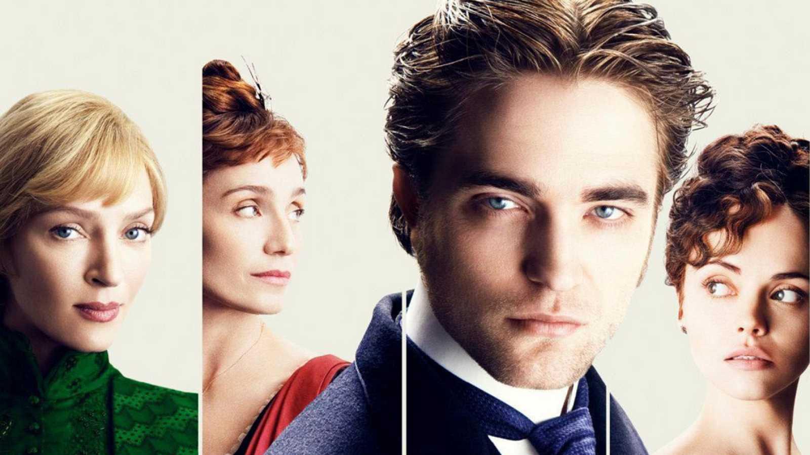 Robert Pattinson protagoniza 'Bel Ami: Historia de un seductor', esta noche en 'Versión Europea'