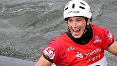Cosecha de medallas para España en el Europeo de piragüismo