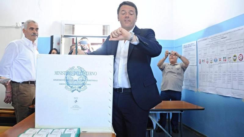 El centroizquierda de Renzi gana las elecciones regionales pero pierde votos