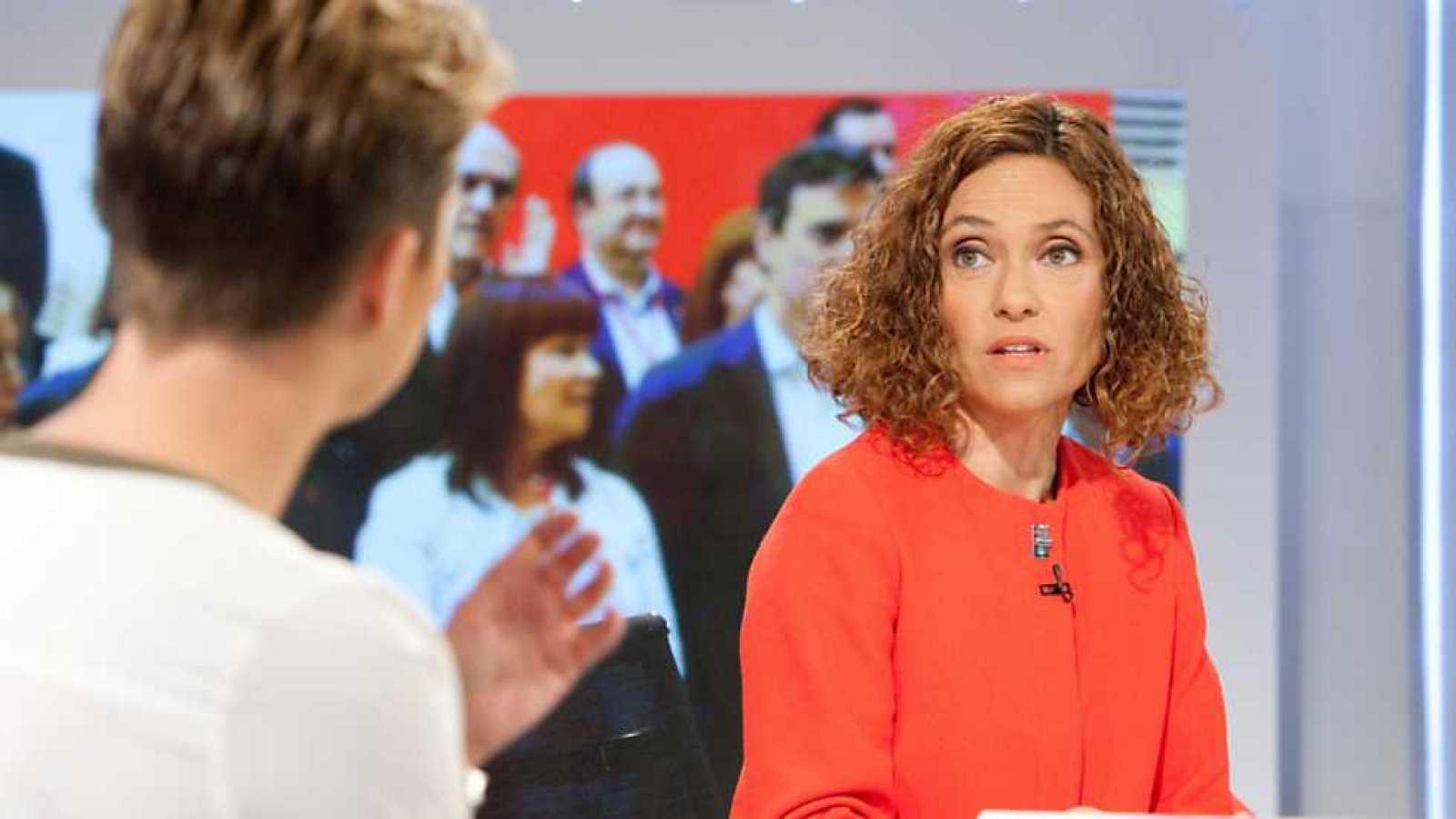 Los Desayunos de TVE - Meritxell Batet, secretaria de Estudios y Programas del PSOE - Ver ahora
