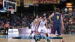 Baloncesto - Liga ACB. Play Off. Semifinales: FC Barcelona-Unicaja
