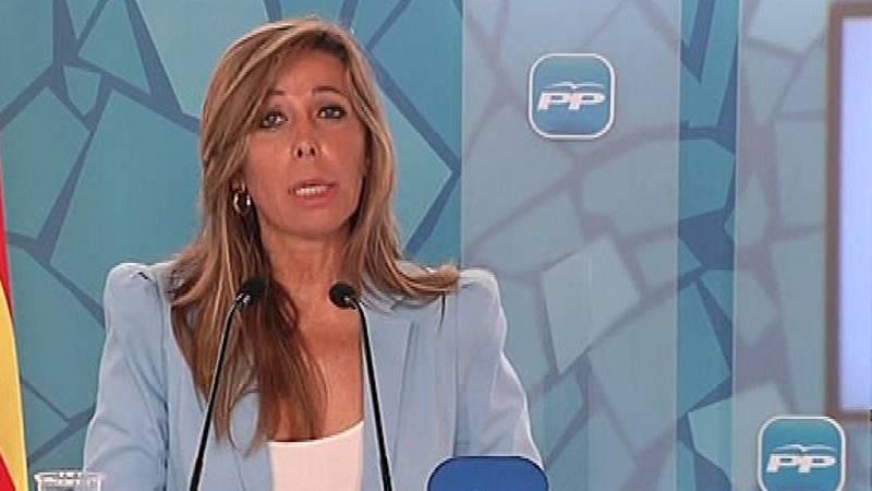 Sánchez-Camacho pide a Ciudadanos que diga con quién pactarán