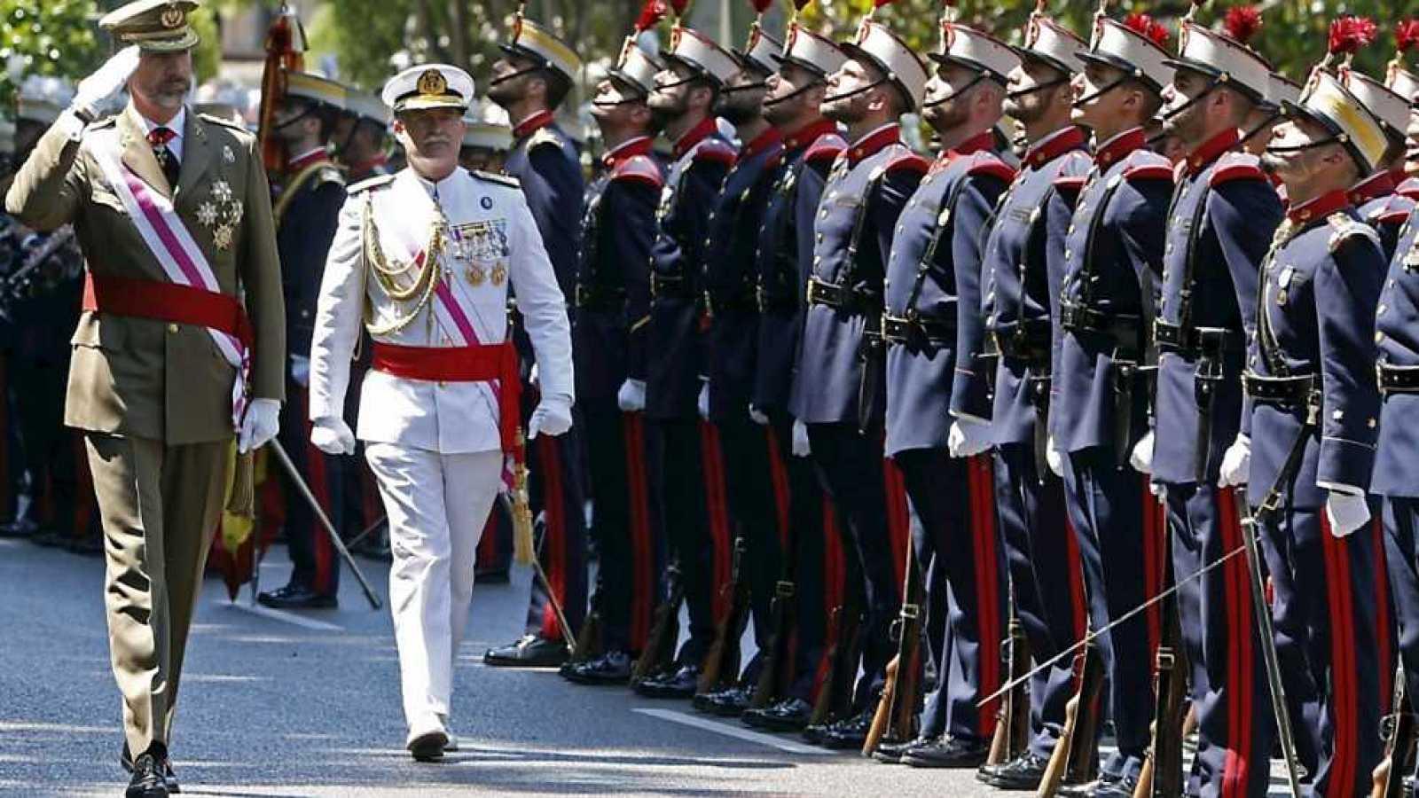 Especial informativo - Día de las Fuerzas Armadas 2015 - ver ahora
