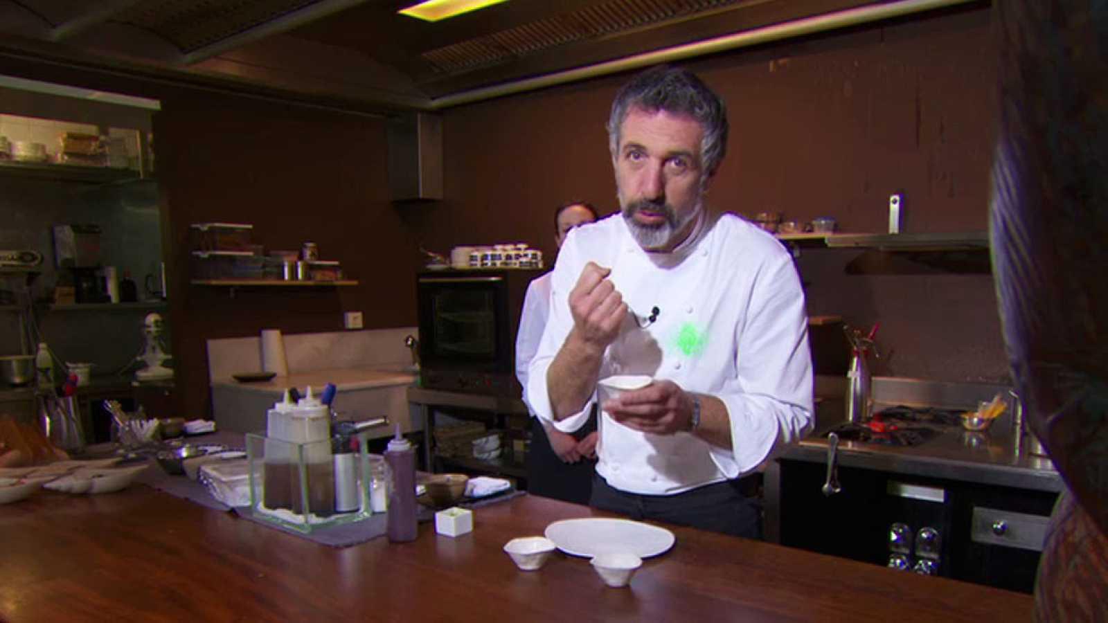 Pepe Solla nos prepara una receta 'Al Punto'