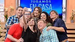 La Mañana- Los Morancos nos cuentan los secretos de 'Jugamos en casa' antes de su estreno