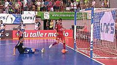 Fútbol sala - Liga Nacional. Play Off. Final. 2º partido: Inter Movistar - El Pozo Murcia (2ª parte)