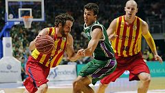 Baloncesto - Liga ACB. Play Off. Semifinales. 3er partido: Unicaja-FC Barcelona (2)