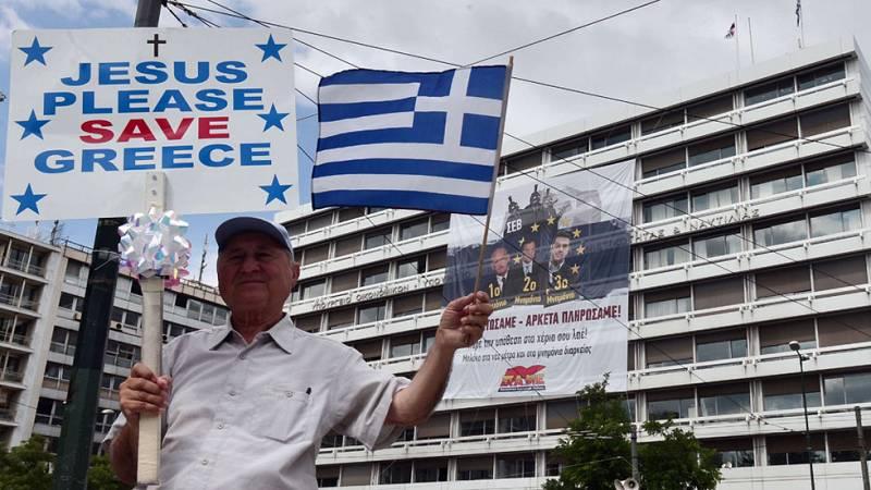 El Consejo de Estado griego declara inconstitucional la rebaja de pensiones de la troika