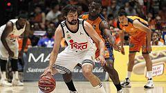 Valencia Basket 84 - Real Madrid 90