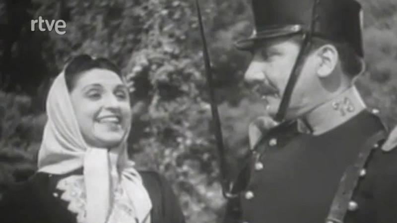 La noche del cine español - Falange en los 40