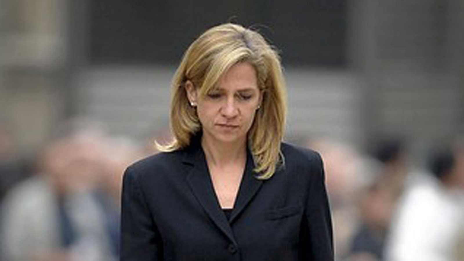 Felipe VI revoca el título de Duquesa de Palma a la Infanta Cristina