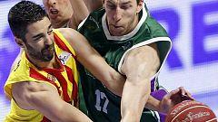 Baloncesto - Liga ACB. Play Off. Semifinales. 4º partido: Unicaja-FC Barcelona (2)