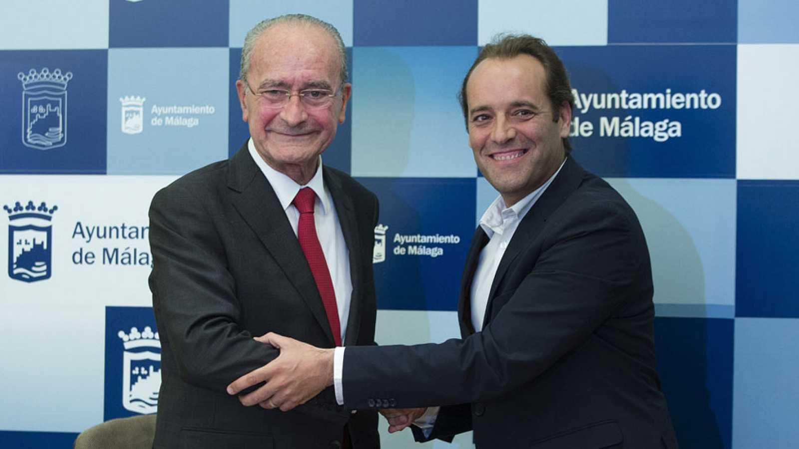 El popular Francisco de la Torre continúa de alcalde de Málaga con el respaldo de Ciudadanos