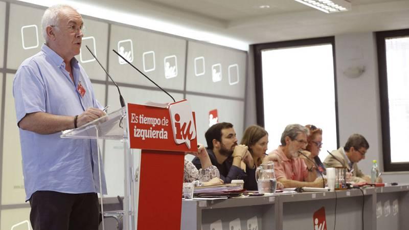 Izquierda Unida debate la desvinculación de la federación de Madrid