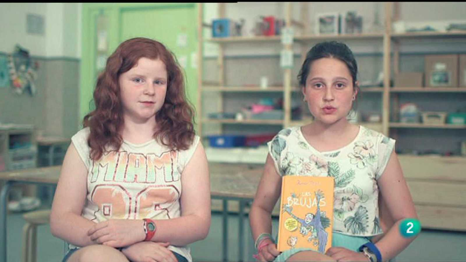 """Página Dos - El miniclub: """"Las brujas"""" (Alfaguara) de Roald Dahl"""