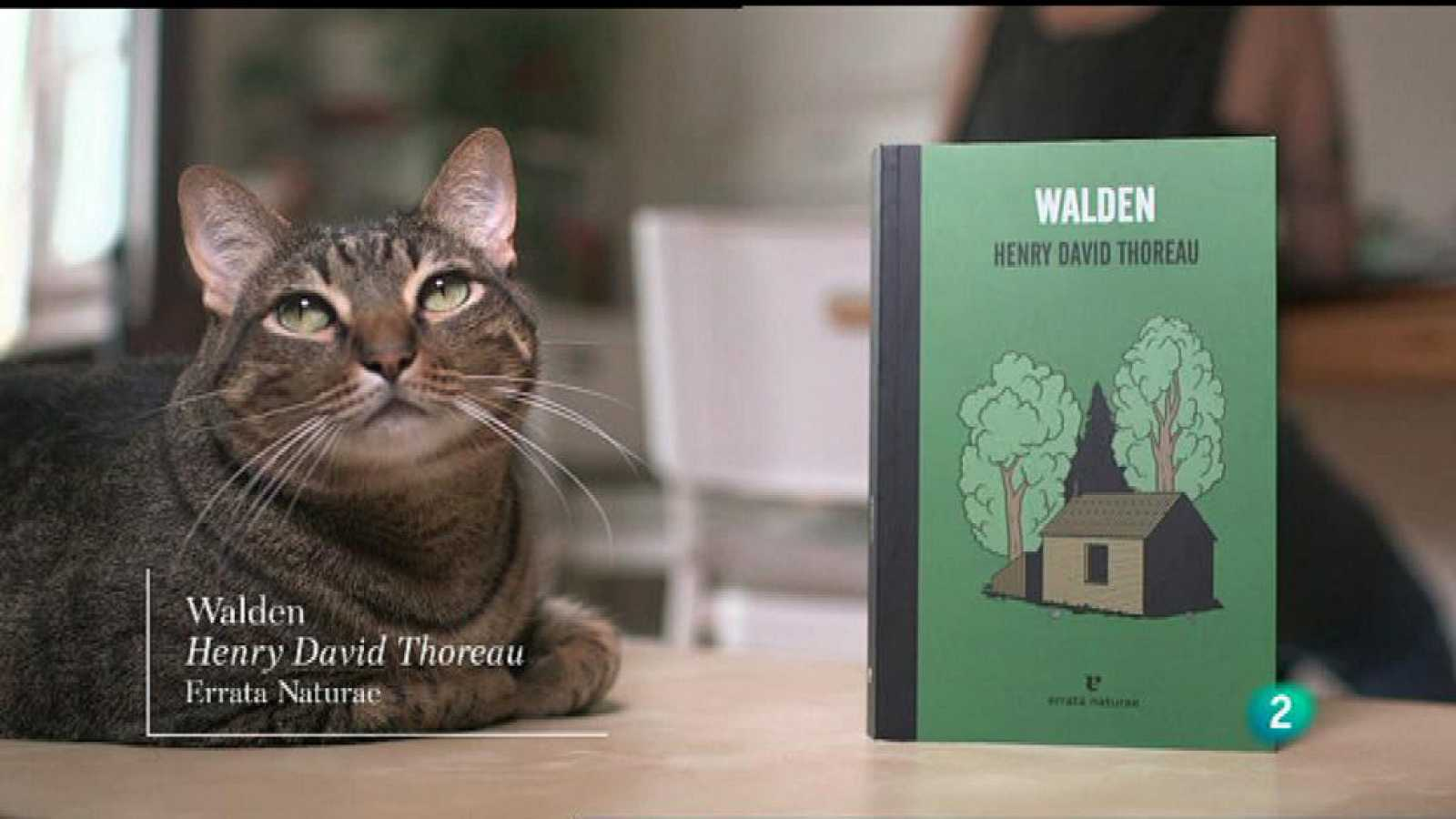 "Página Dos - El clásico: ""Walden"" (Errata Naturae) de Henry David Thoreau"