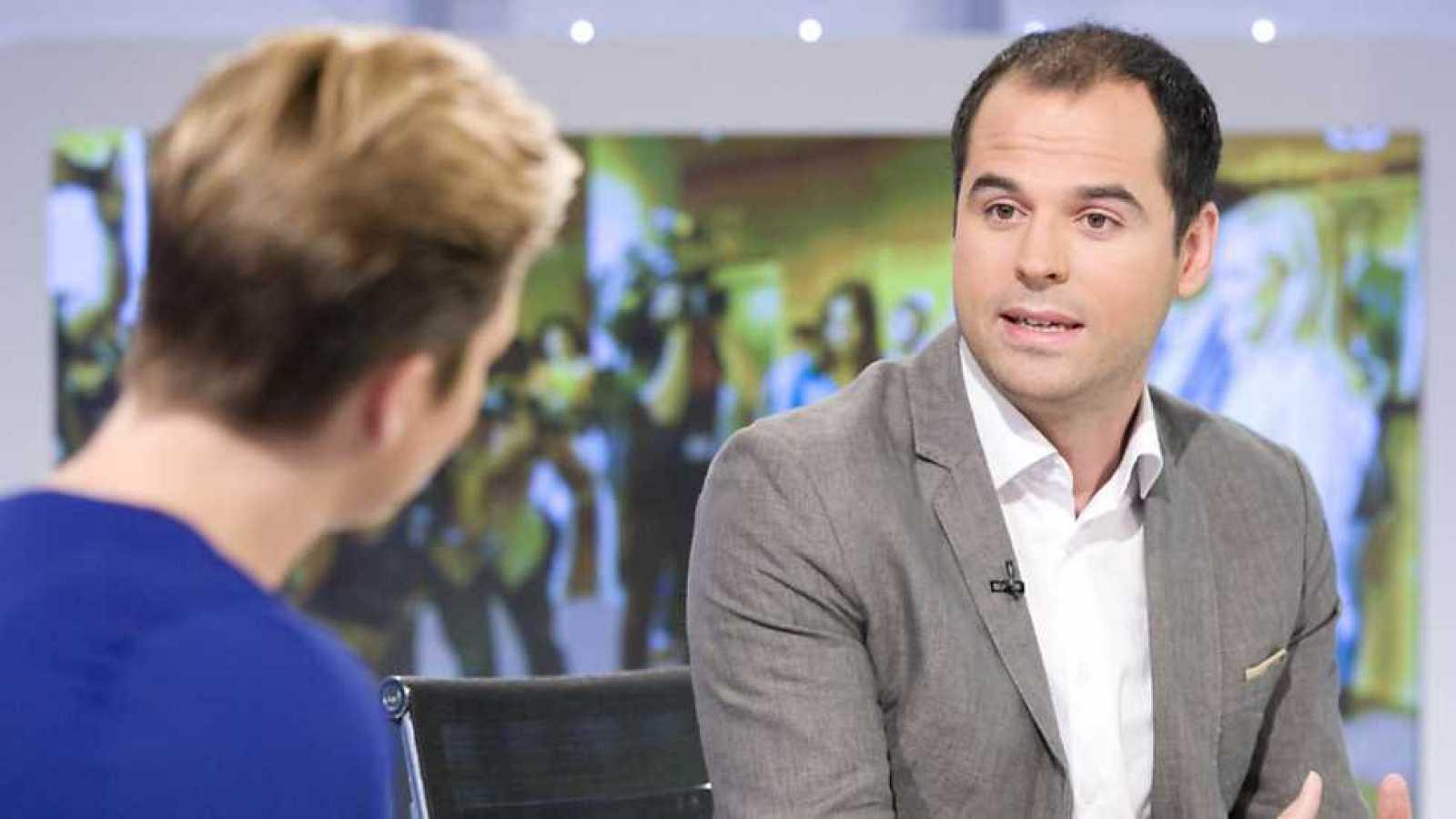 Los Desayunos de TVE - Ignacio Aguado, candidato de Ciudadanos a la presidencia de la Comunidad de Madrid - Ver ahora