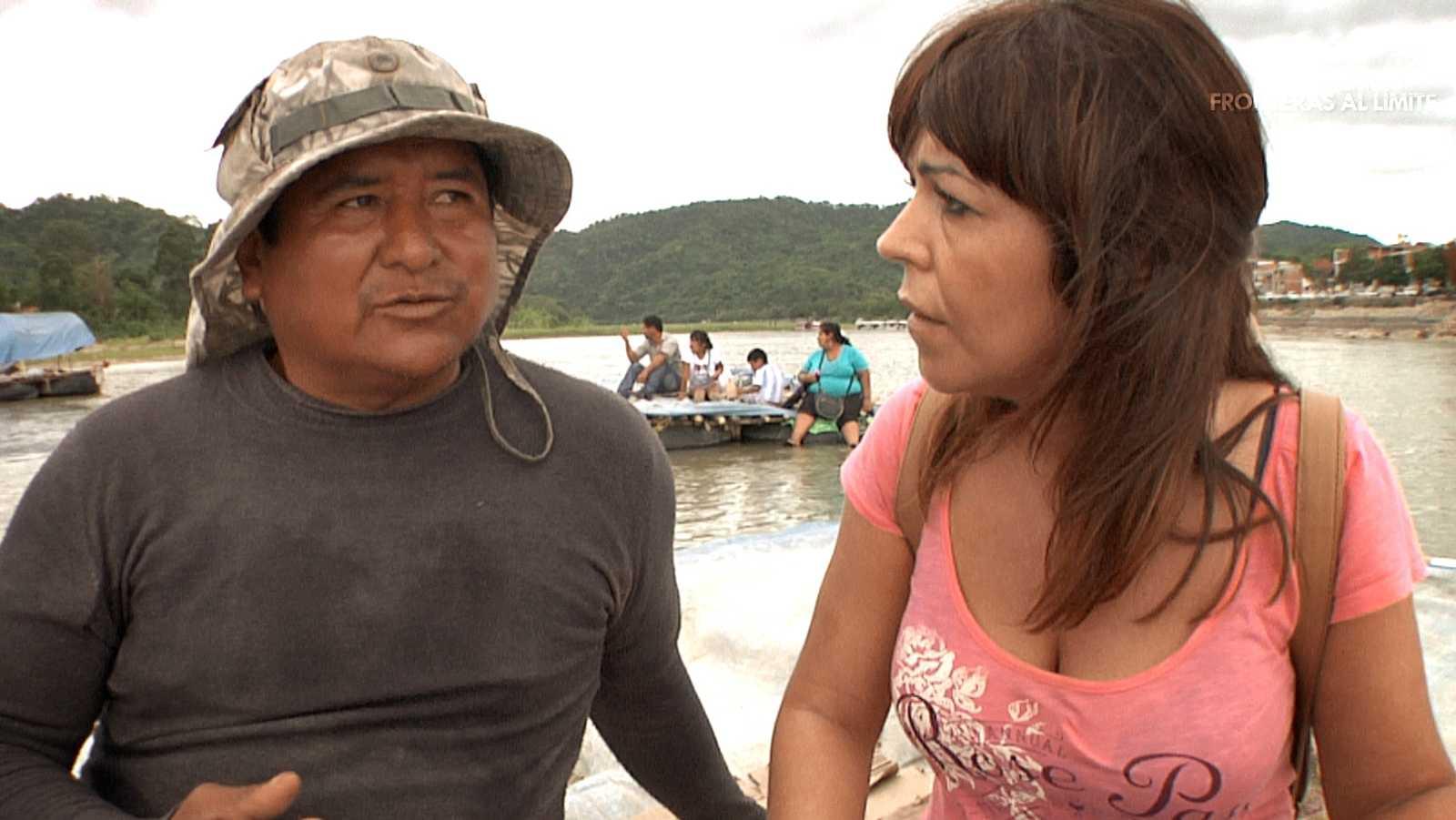 'Frontera del narcotráfico' - Los gomeros