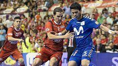 Fútbol sala - Liga Nacional. Play Off. Final. 4º partido: El Pozo Murcia-Inter Movistar