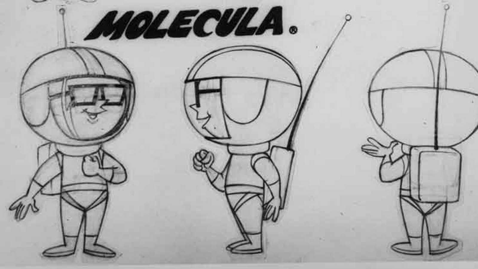 Molécula astronauta