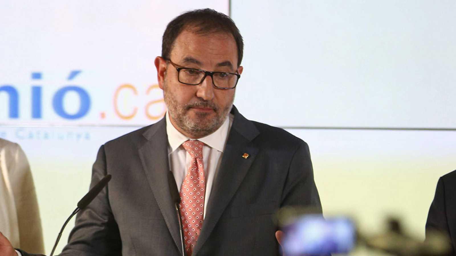 Los tres consellers de Unió abandonarán el Govern por discrepancias con el plan soberanista de Mas