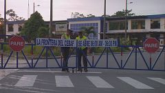 'Frontera de la narcoguerrilla' - Menandro, contrabandista