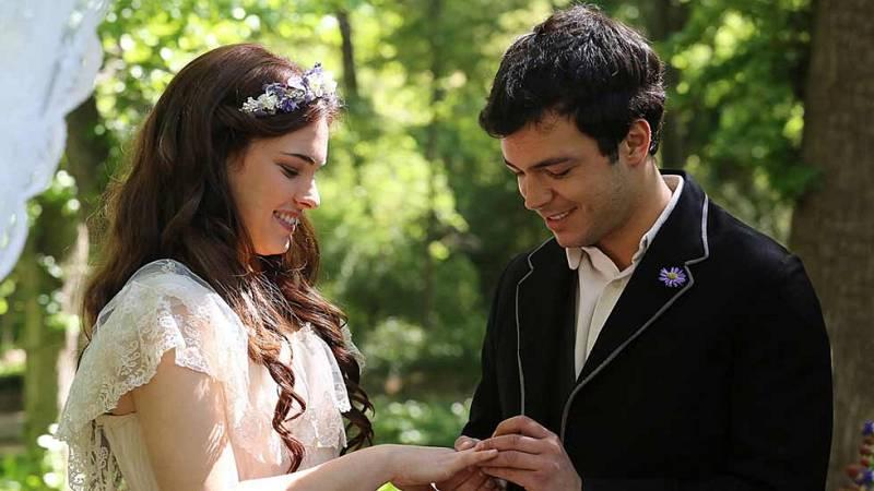 'Acacias 38' - Leonor y Pablo se casan a escondidas