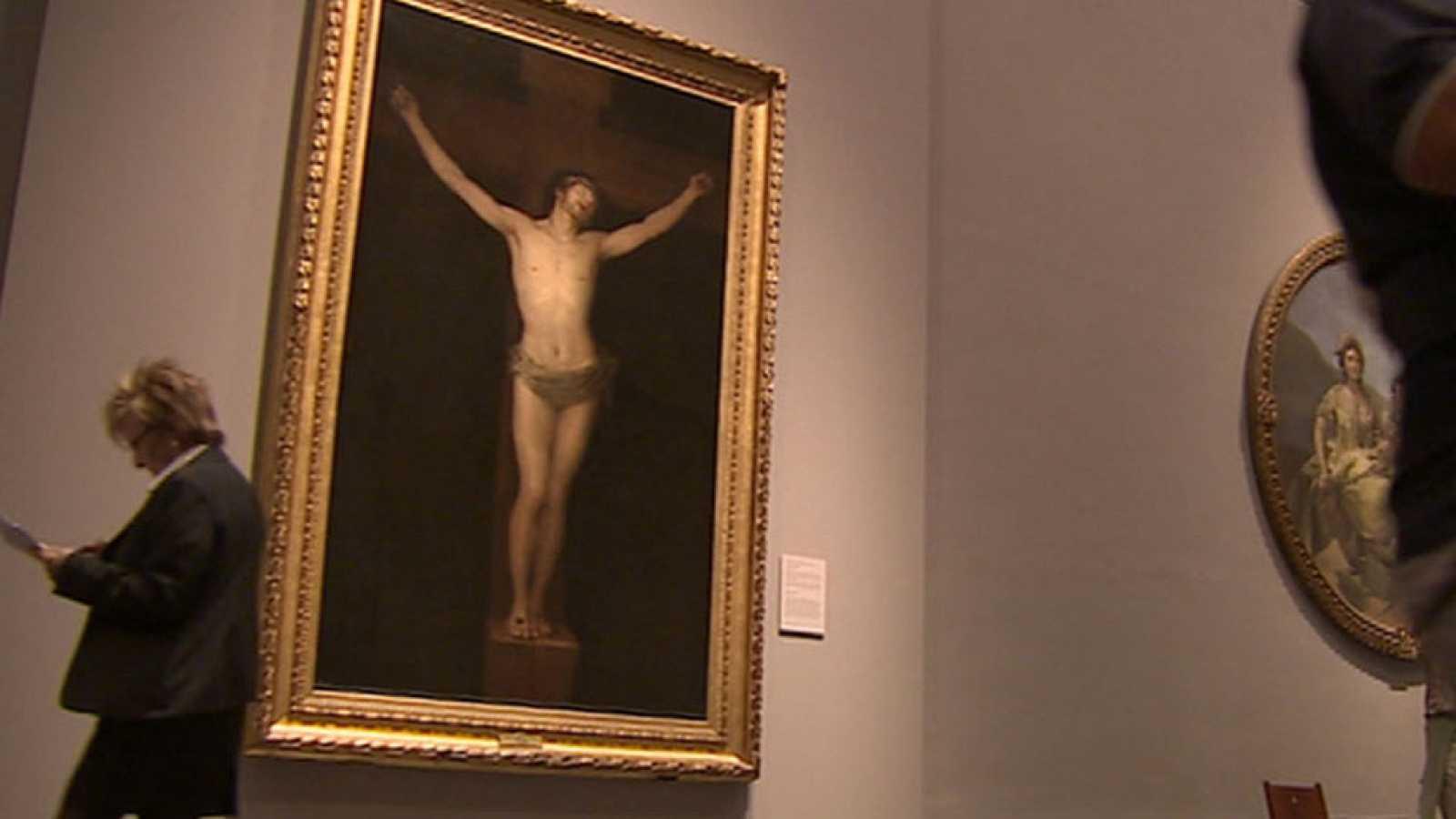 """""""El Cristo de Goya"""", catalogada como la obra más original"""