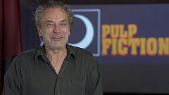 El realizador Carlos Vermut presenta en Madrid su versión dramatizada de Pulp Fiction
