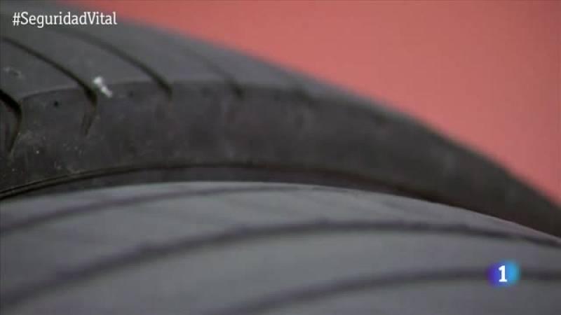 Cómo medir e desgaste de las ruedas