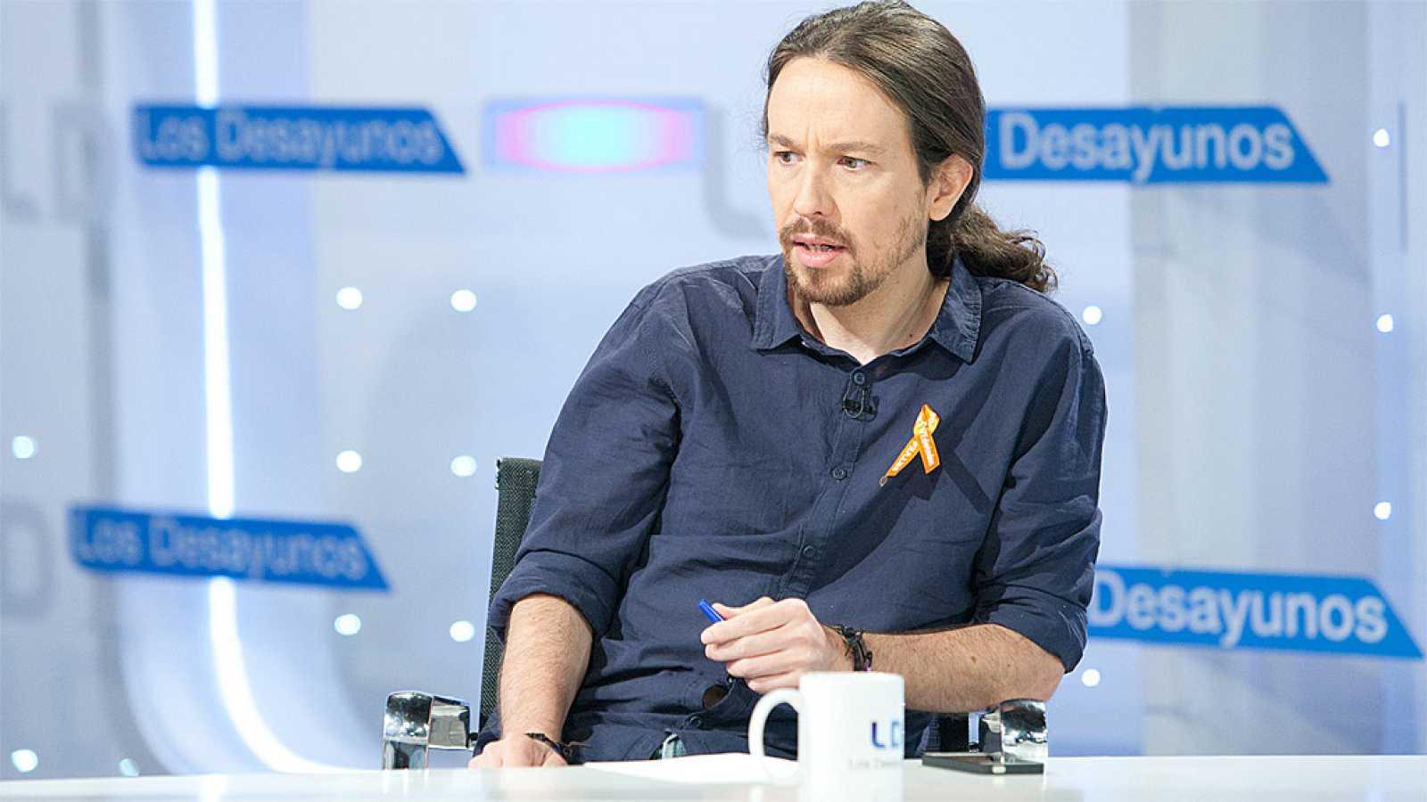 """Pablo Iglesias: """"La dispersión de los presos es una excepción que también perjudica a las familias"""""""