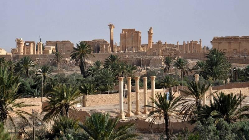 El Estado Islámico comienza a destruir Palmira, ciudad Patrimonio de la Humanidad
