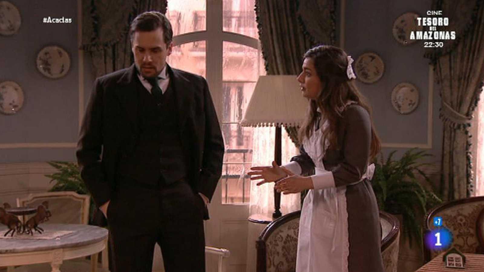 'Acacias 38' - Manuela planea cómo salvar a Germán