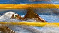 El nadador Marcos Rodríguez conquista la plata en los 800 libres