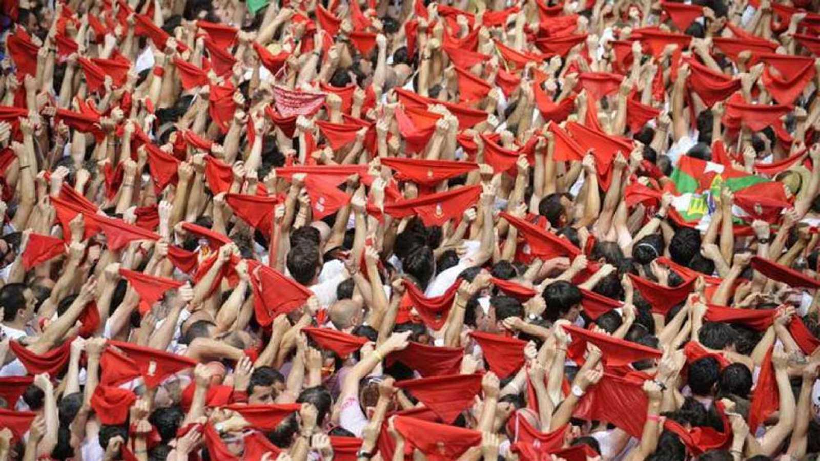 TVE emitirá una programación especial por San Fermín con un equipo de 80 personas