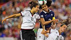 Alemania y EE.UU. se citan en semifinales